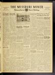 The Missouri Miner, September 29, 1950