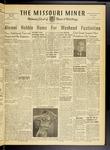 The Missouri Miner, October 27, 1950