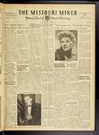 The Missouri Miner, November 03, 1950