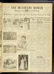 The Missouri Miner, March 23, 1951