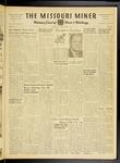 The Missouri Miner, April 27, 1951