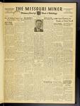 The Missouri Miner, September 21, 1951