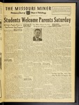 The Missouri Miner, October 05, 1951