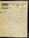 The Missouri Miner, October 19, 1951