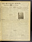 The Missouri Miner, November 16, 1951