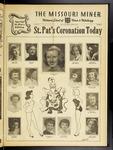 The Missouri Miner, March 14, 1952