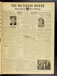 The Missouri Miner, April 18, 1952