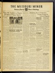 The Missouri Miner, May 02, 1952