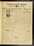 The Missouri Miner, September 26, 1952