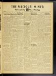 The Missouri Miner, October 03, 1952