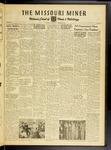 The Missouri Miner, October 17, 1952