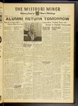 The Missouri Miner, November 07, 1952