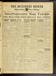 The Missouri Miner, December 05, 1952
