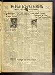 The Missouri Miner, February 13, 1953