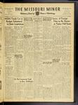 The Missouri Miner, February 27, 1953