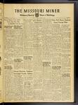 The Missouri Miner, March 27, 1953