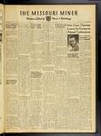 The Missouri Miner, April 24, 1953