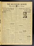 The Missouri Miner, May 01, 1953