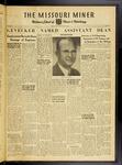 The Missouri Miner, May 22, 1953