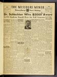 The Missouri Miner, September 25, 1953