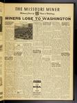 The Missouri Miner, October 02, 1953