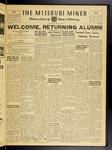 The Missouri Miner, October 09, 1953