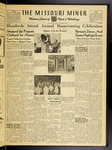 The Missouri Miner, October 16, 1953