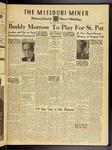 The Missouri Miner, January 15, 1954