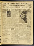 The Missouri Miner, February 26, 1954