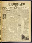 The Missouri Miner, April 16, 1954