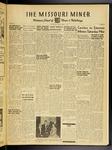 The Missouri Miner, April 23, 1954