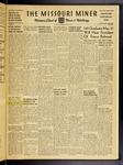 The Missouri Miner, May 21, 1954