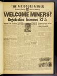 The Missouri Miner, September 24, 1954