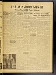 The Missouri Miner, October 01, 1954
