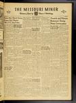 The Missouri Miner, December 17, 1954