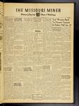 The Missouri Miner, January 14, 1955