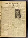 The Missouri Miner, February 18, 1955