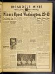 The Missouri Miner, September 30, 1955