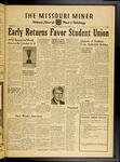 The Missouri Miner, October 07, 1955