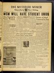 The Missouri Miner, October 14, 1955
