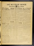 The Missouri Miner, October 21, 1955