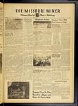 The Missouri Miner, October 28, 1955