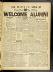 The Missouri Miner, November 04, 1955