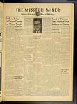 The Missouri Miner, November 11, 1955