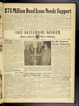 The Missouri Miner, January 13, 1956