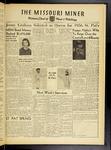 The Missouri Miner, March 02, 1956