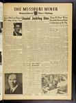 The Missouri Miner, March 23, 1956
