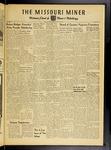 The Missouri Miner, May 18, 1956