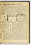 The Missouri Miner, October 05, 1956