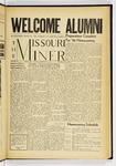 The Missouri Miner, November 02, 1956